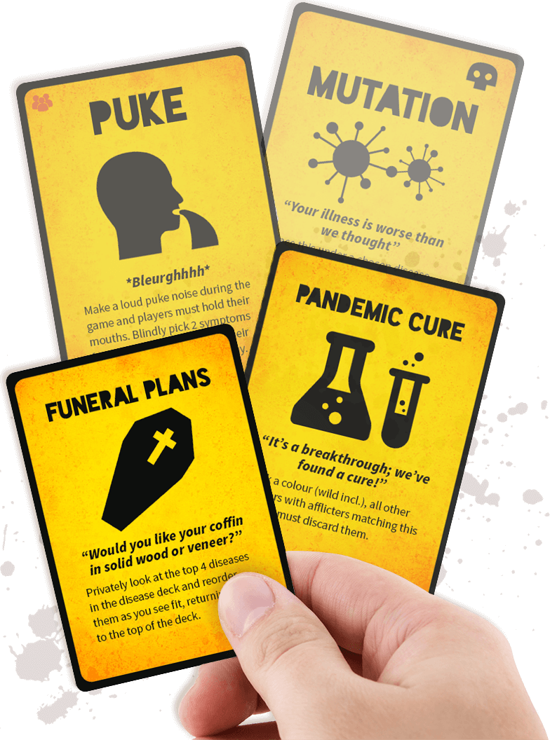 Outbreak Cards